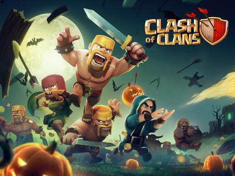 Hack de clash of clans