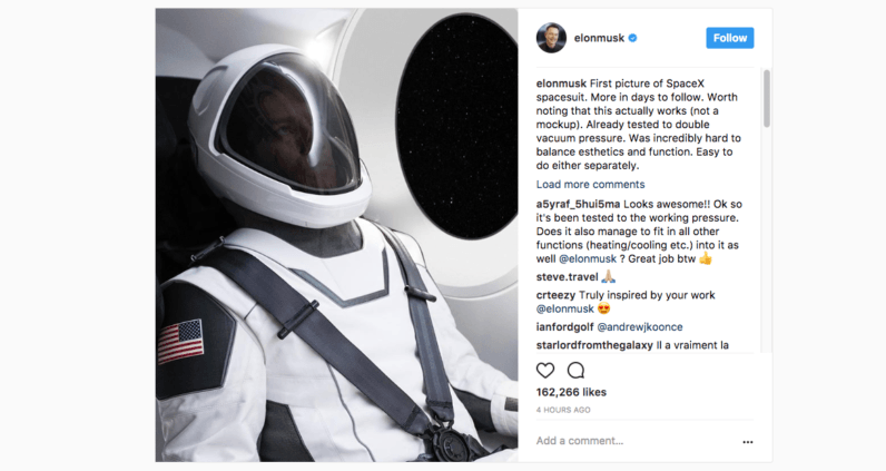 tesla-ceo-elon-musk-gives-us-a-first-glimpse-at-the-spacex-spacesuit